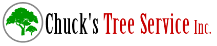 Logo, Chuck's Tree Service Inc. - Tree Care Services
